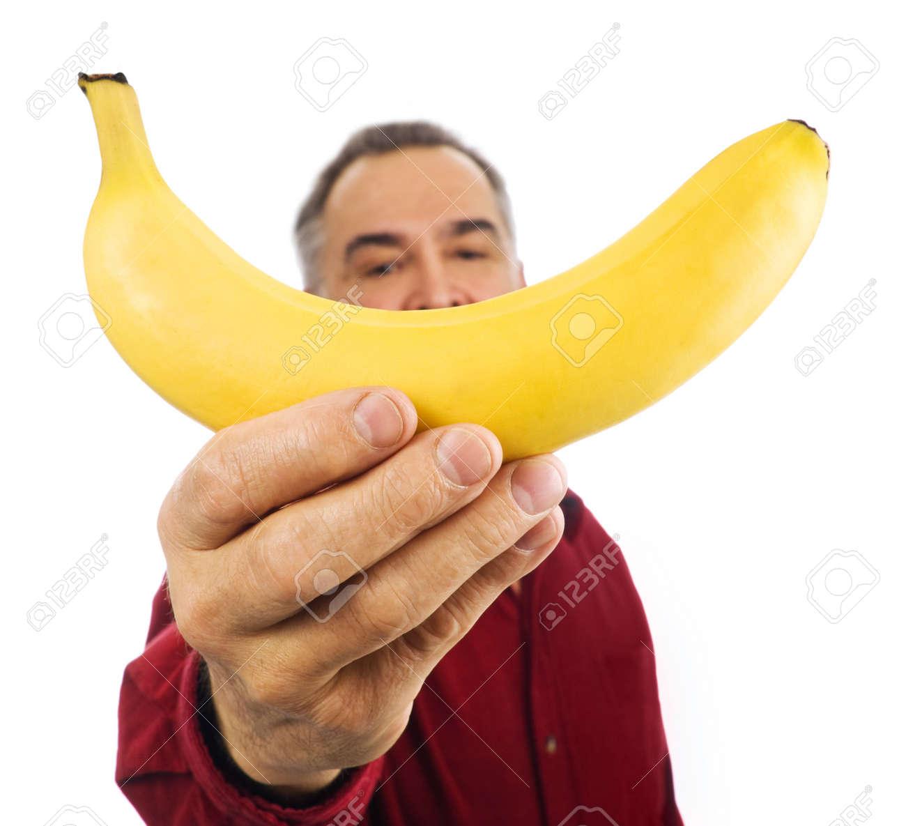 Член виде банана фото 19 фотография