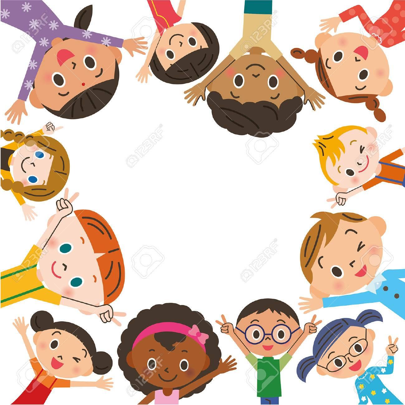 子供会のイラスト素材ベクタ Image 28380166