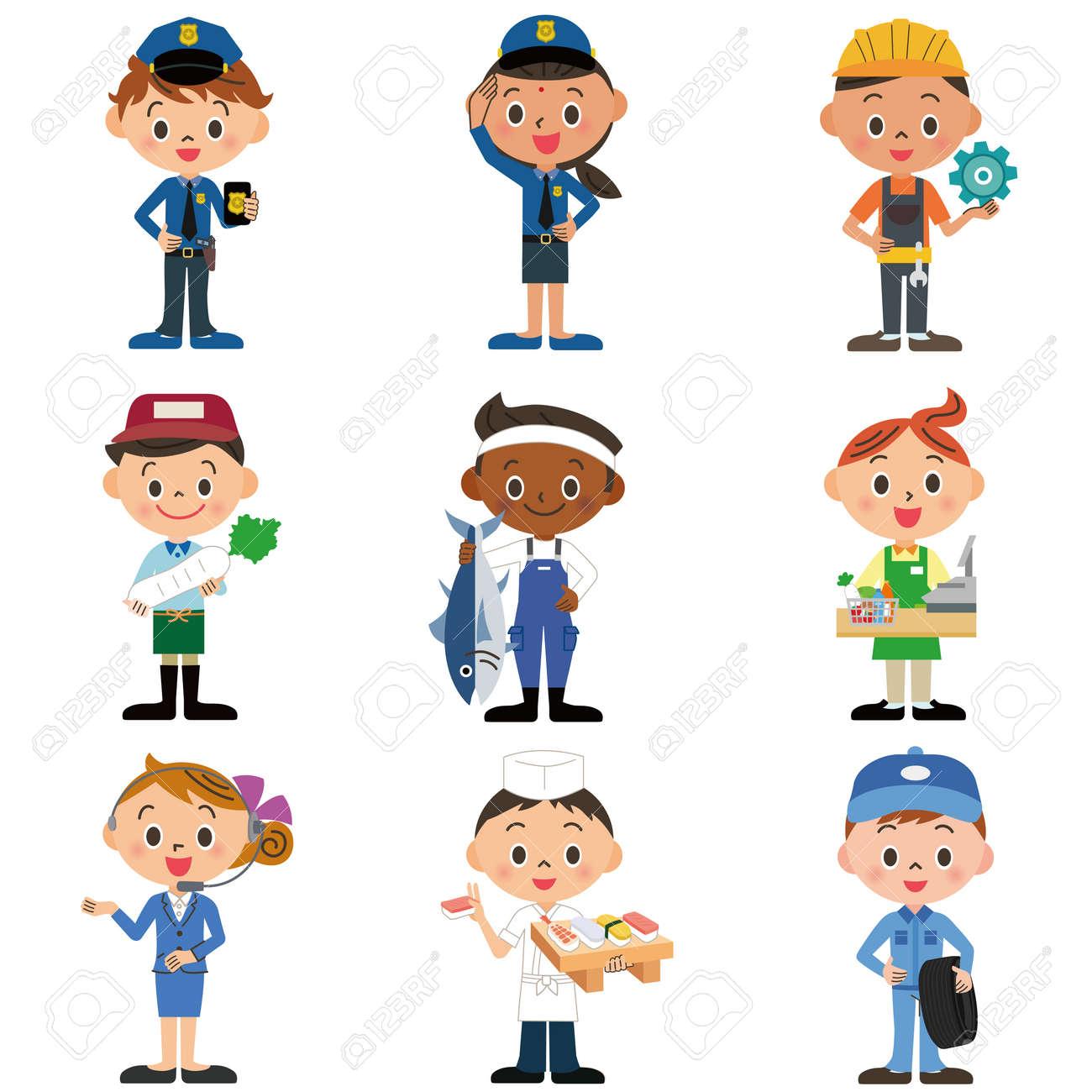 people who work - 57787971