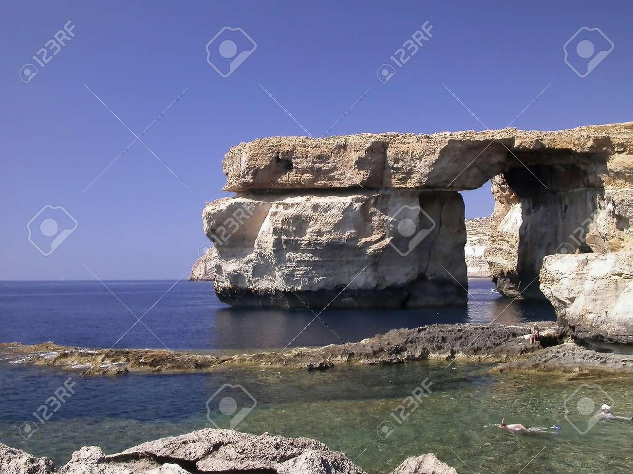 impression of Malta, an island in the mediterranean sea Stock Photo - 1779712