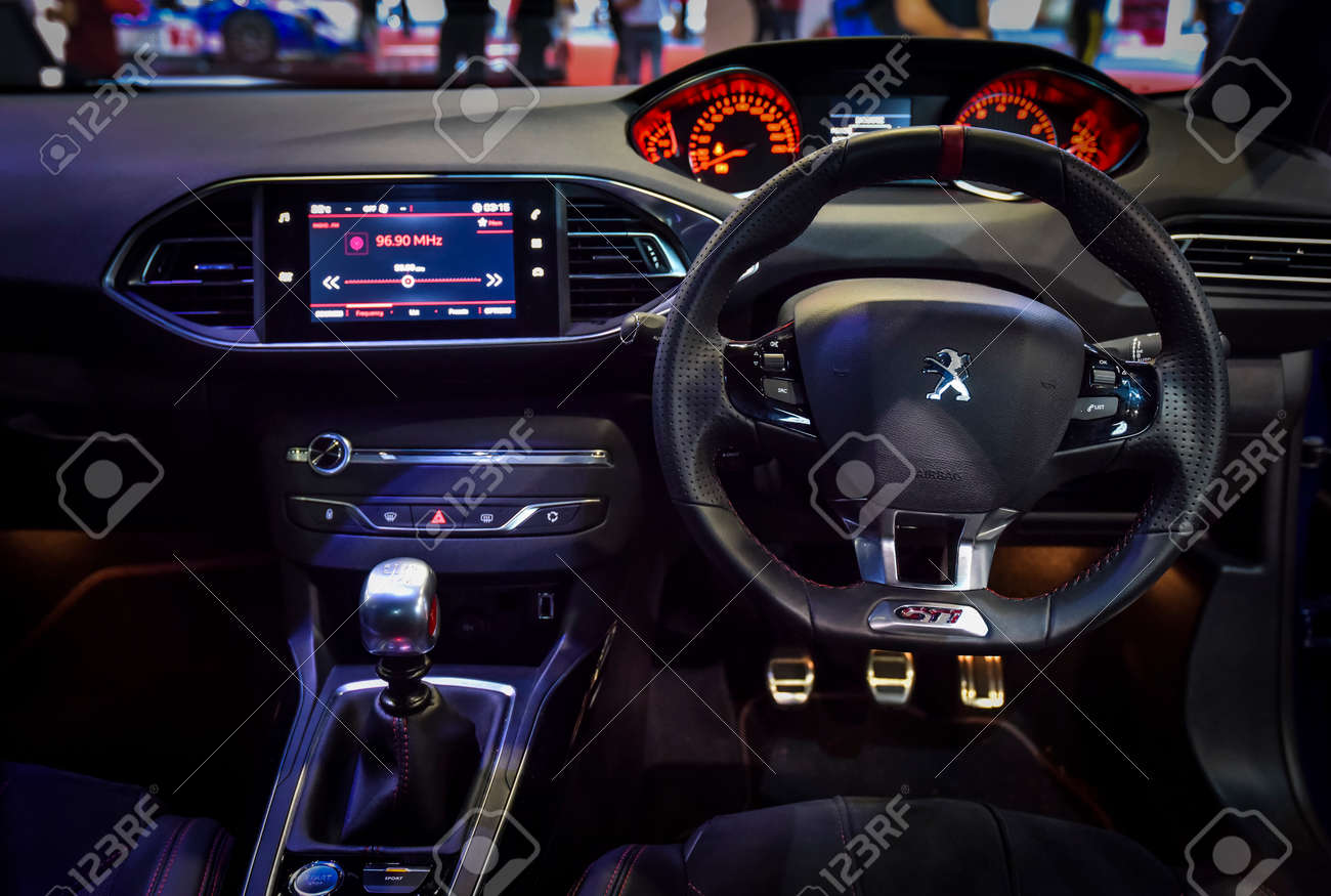Kuala Lumpur Malaysia Dec 3 2019 View Of Steering And Interior Stock Photo Picture And Royalty Free Image Image 147051684