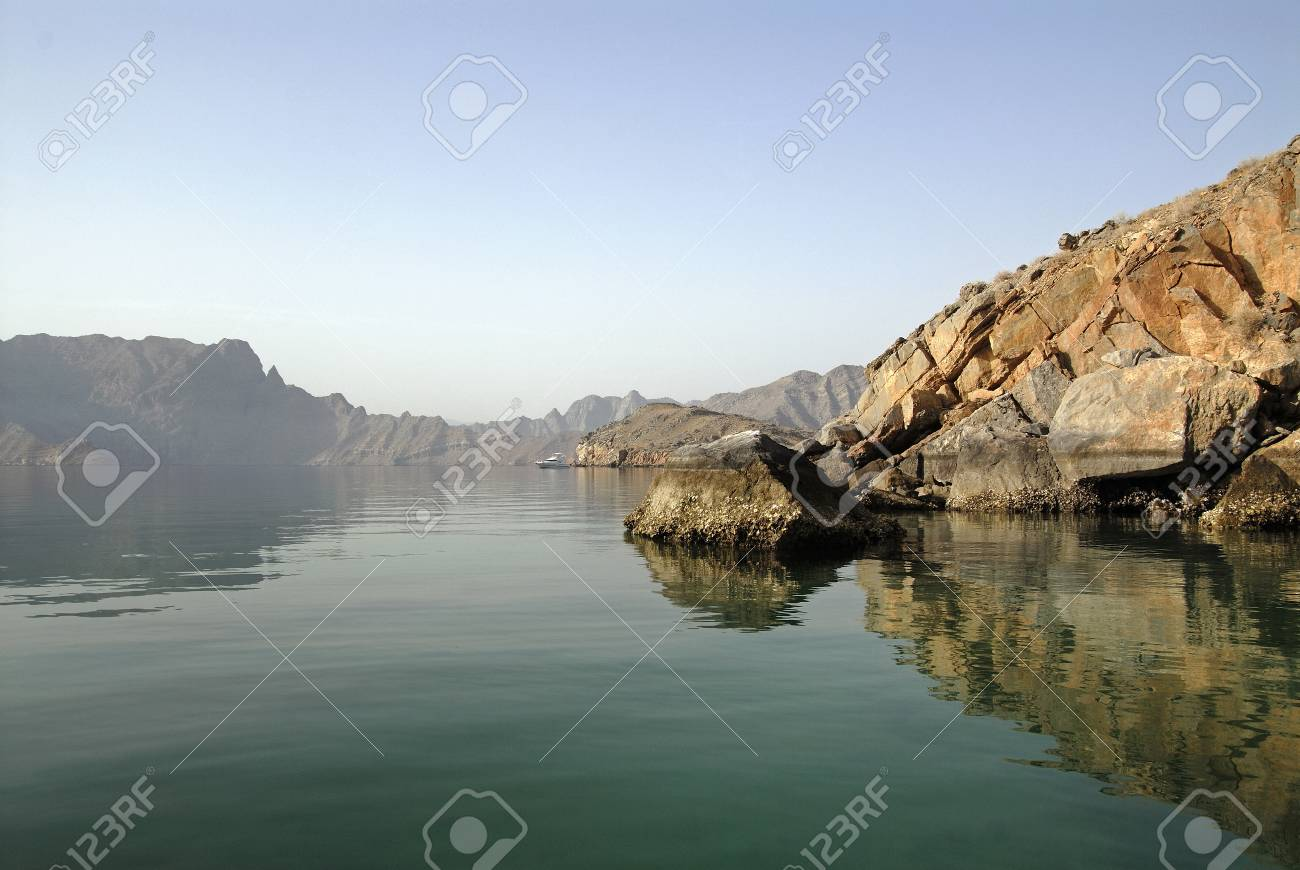 Yacht Vacation In The Mountains Stock Photo - 1415303