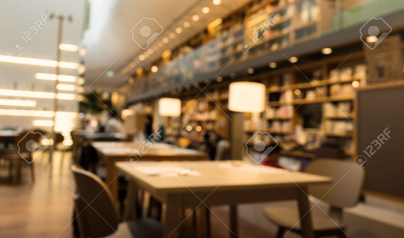 Blur Coffee Shop Cafe Restaurant Workspace For Backgrounds Ideas Stock Photo Picture And Royalty Free Image Image 122876299
