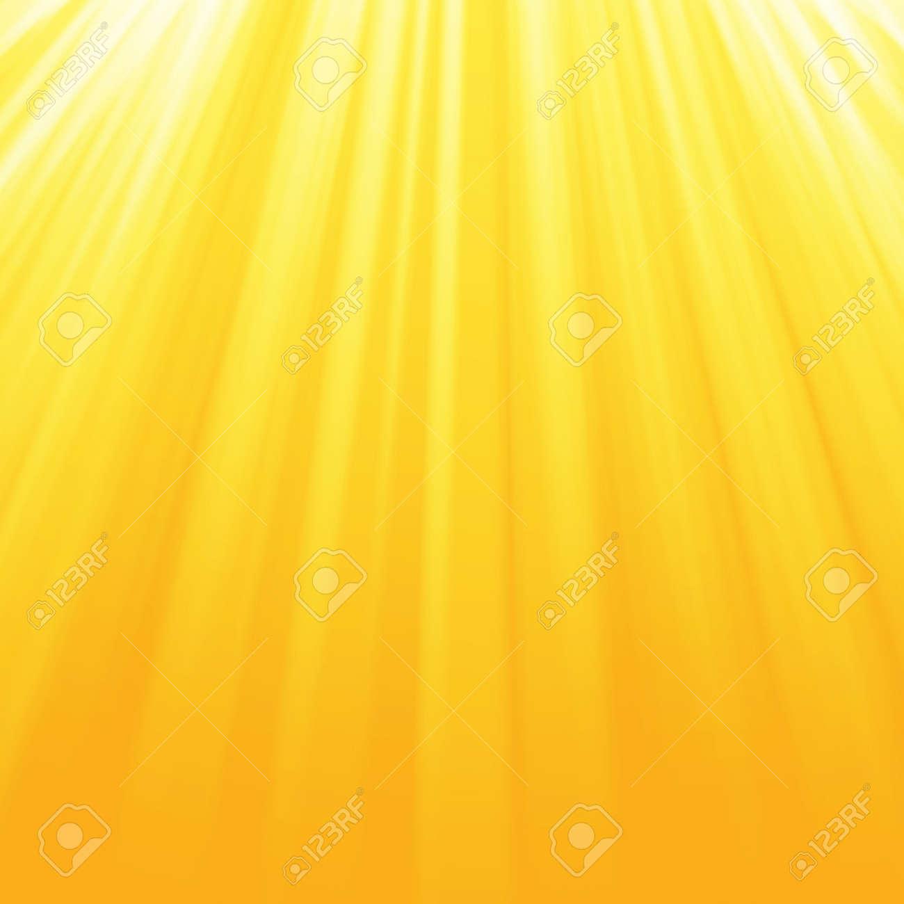 db61a60f74e45 shiny sun beams, summer background. yellow & orange sunburst background  Stock Photo - 59434709