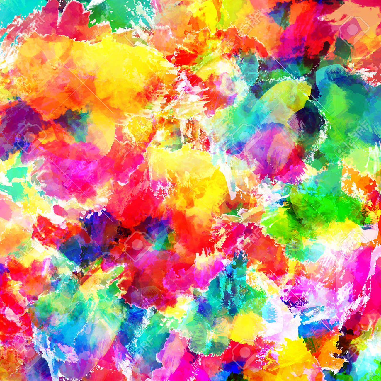 Abstract vibrant colors background. - 59433972