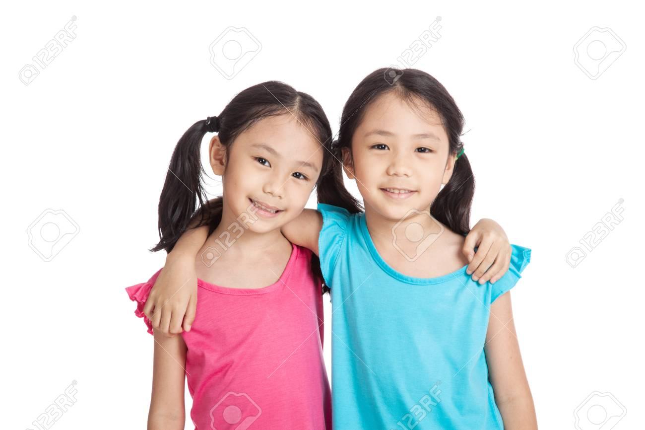 Erotischer Asiatische Zwillingsbilder nude