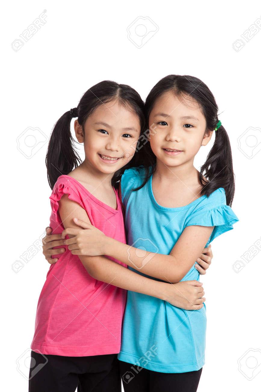 Asiatische Zwillingsbilder — foto 15