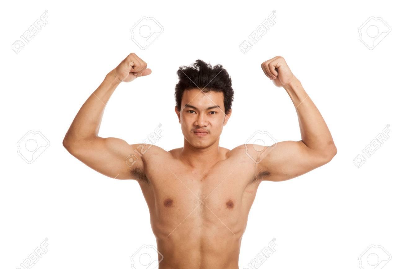 Asian flexing
