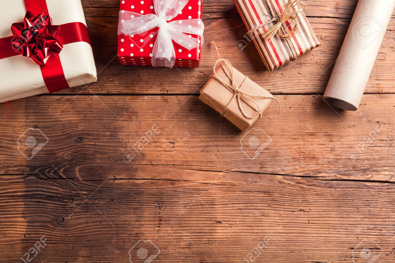Christmas Presents Stock Photos. Royalty Free Christmas Presents ...