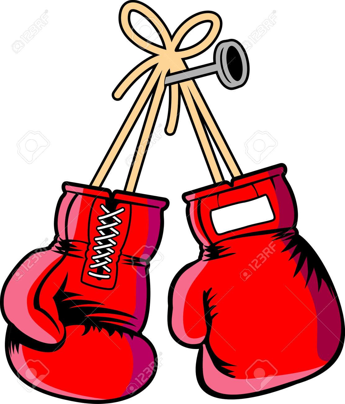 14 103 boxing glove stock illustrations cliparts and royalty free rh 123rf com boxing gloves clip art black and white boxing glove clipart free