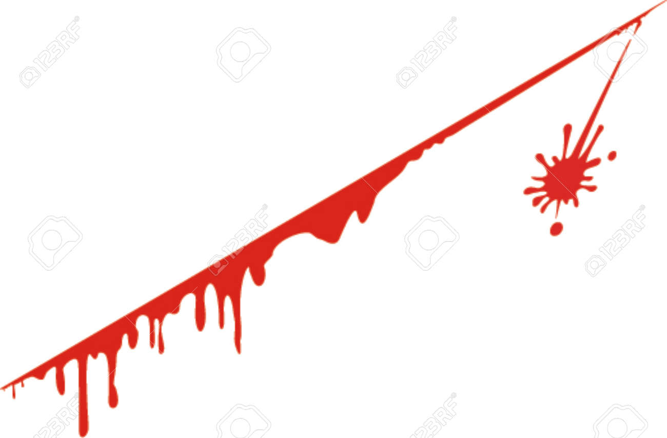 set of different blood drops vector dripping blood vector rh 123rf com vector blood splatter vector blood animation