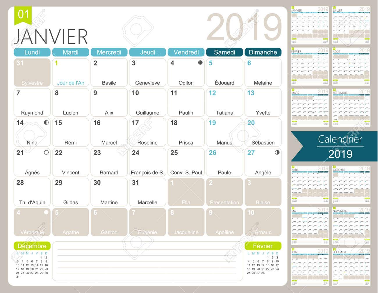 Blank 12 Month Calendar Template from previews.123rf.com