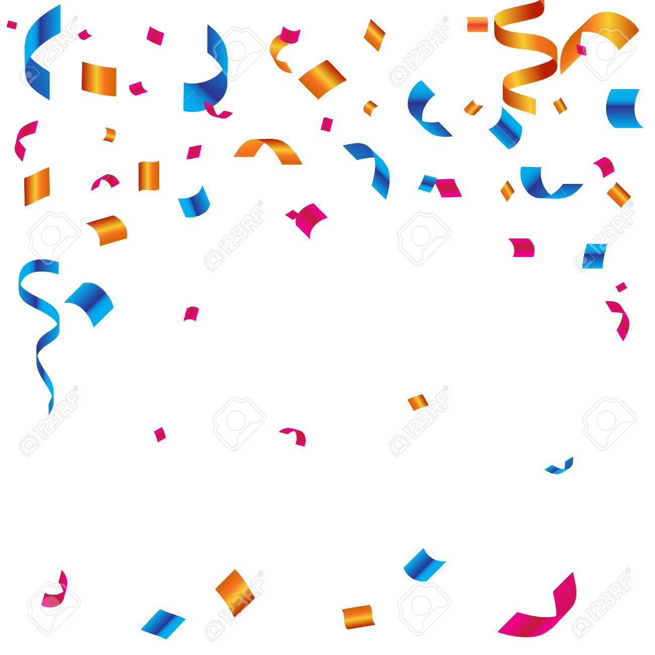 celebration carnival bright colorful vector confetti background rh 123rf com vector confetti download vector confetti png