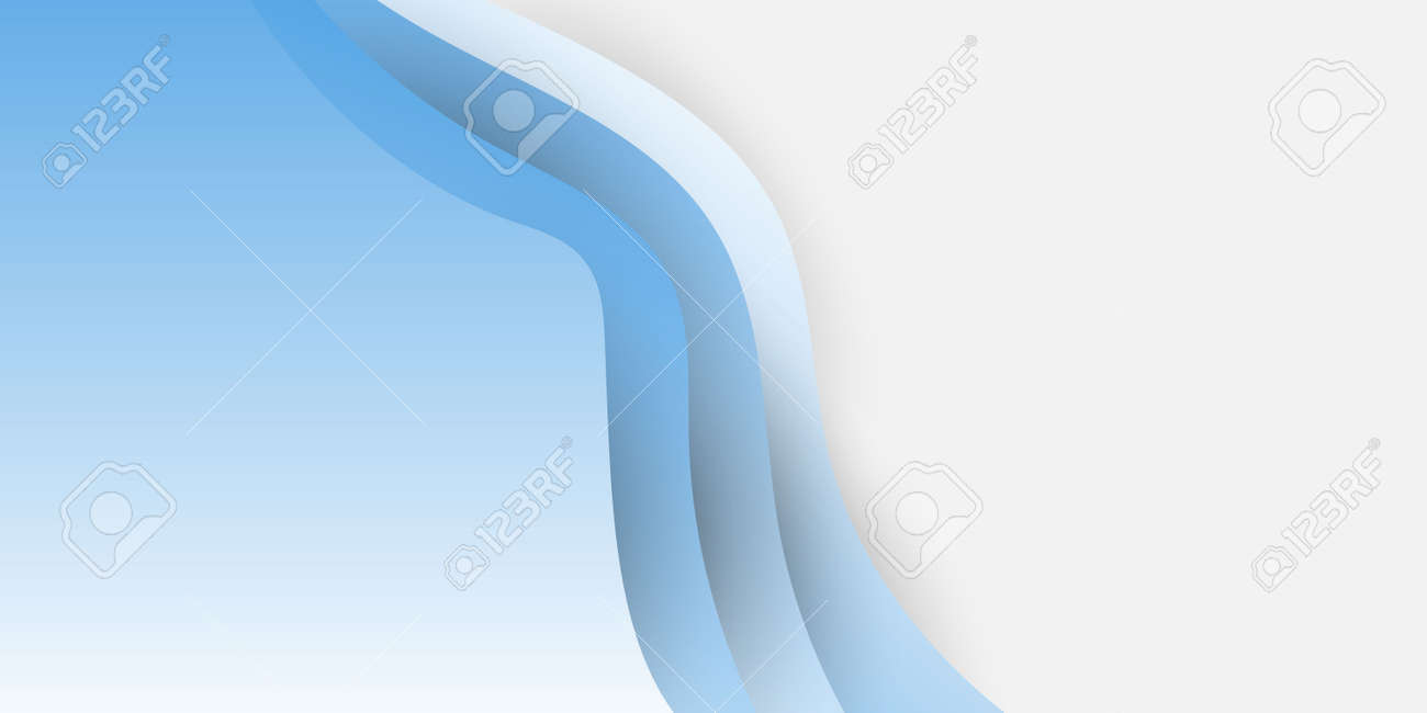 Abstract gradients blue background. colorful vector illustration - 136887124