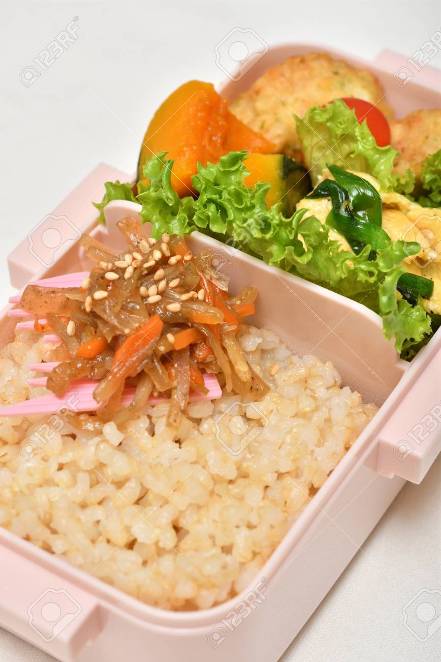Japanese delicious lunch - 126262775