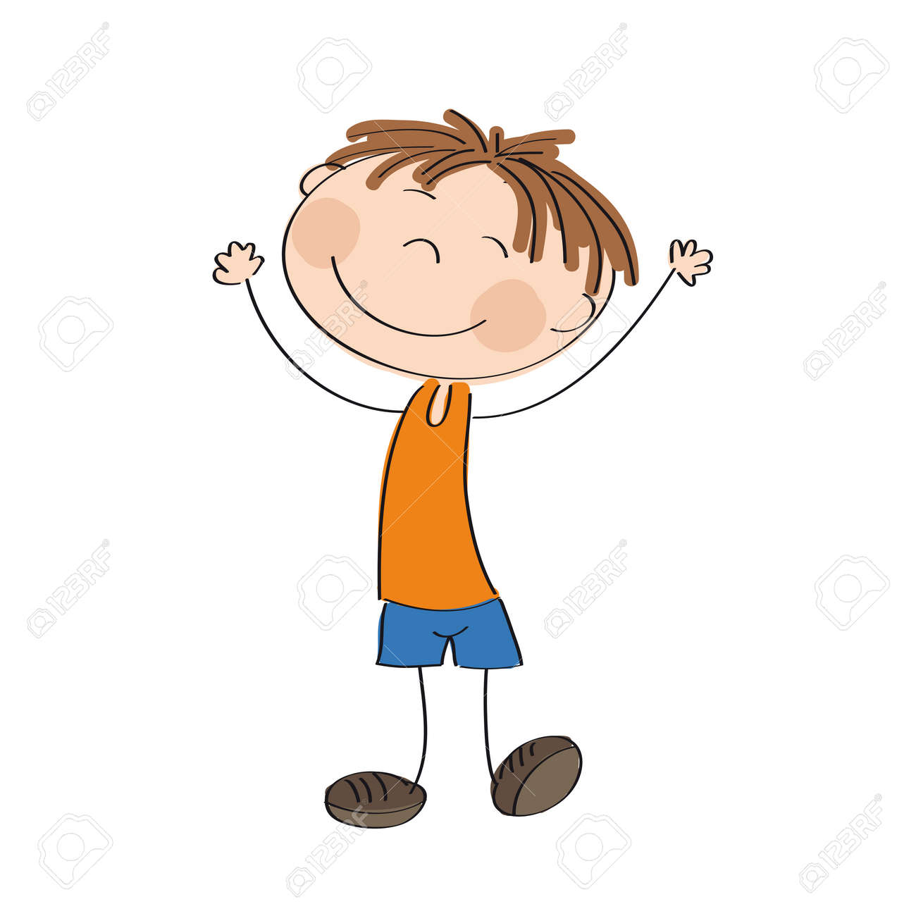 Resultado de imagen de png niños emocionados