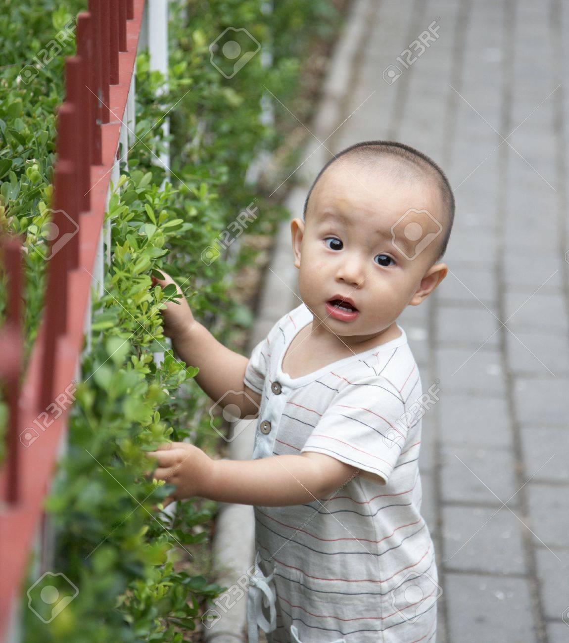 asian baby Stock Photo - 5127709