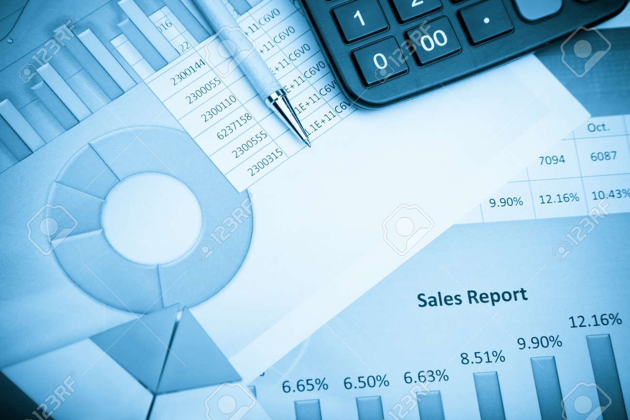 free financial report