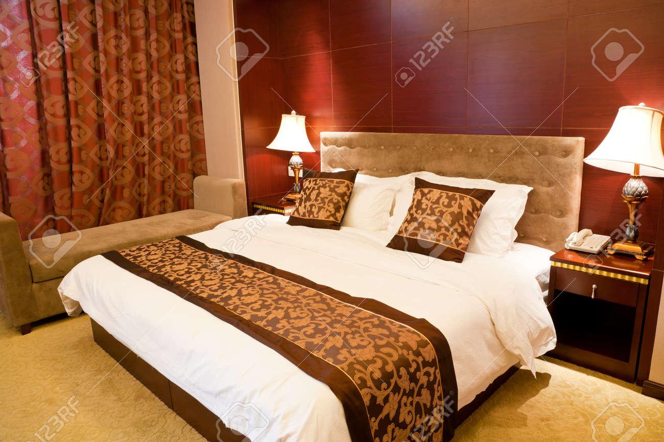 hotel interior, Super 8 Hotel, Tianjing, China Stock Photo - 11249294