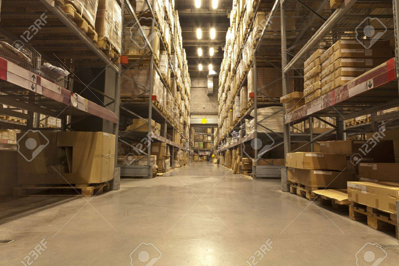 Furniture warehouse of ikea company in beijing china stock photo 11565111