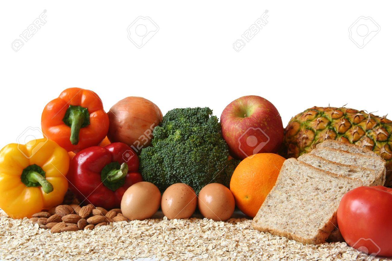 Fruit Vegetables Grain Vegetables Whole Grains