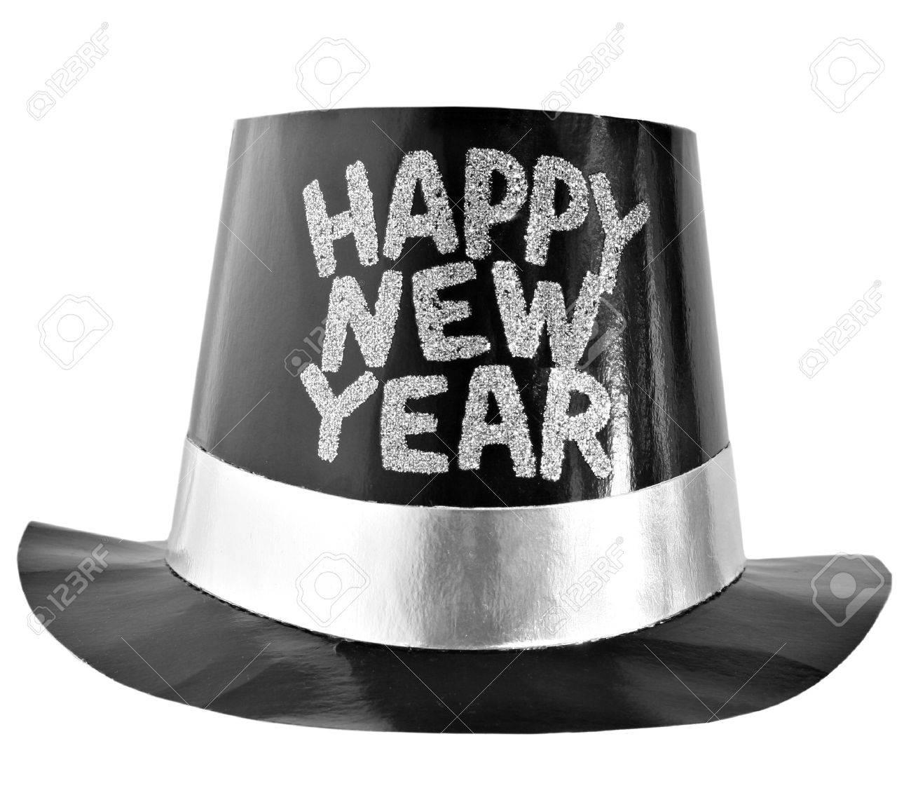 Happy New Year Hat 4