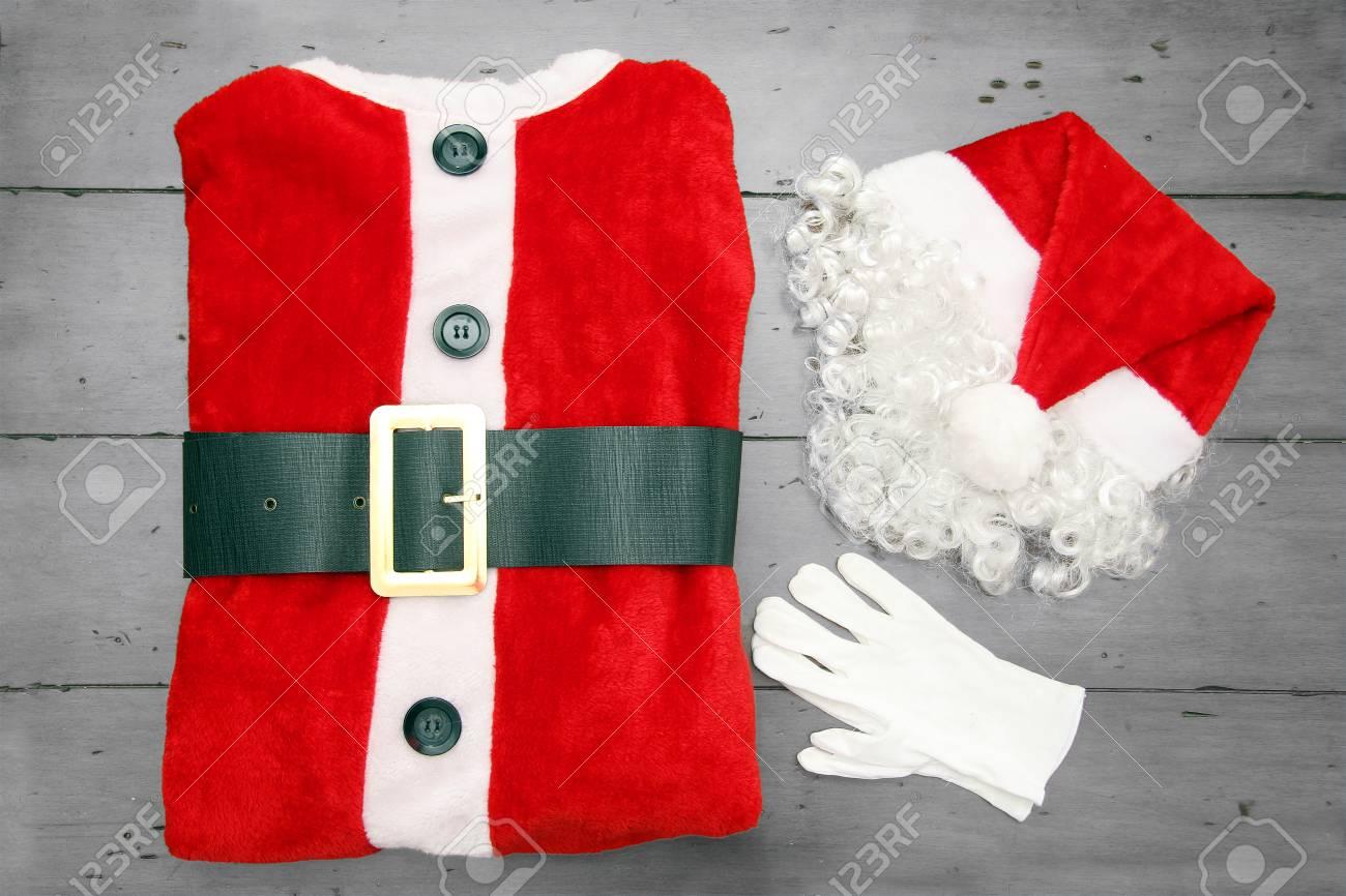b44da443af1 Santa Claus Jacket With A Santa Hat