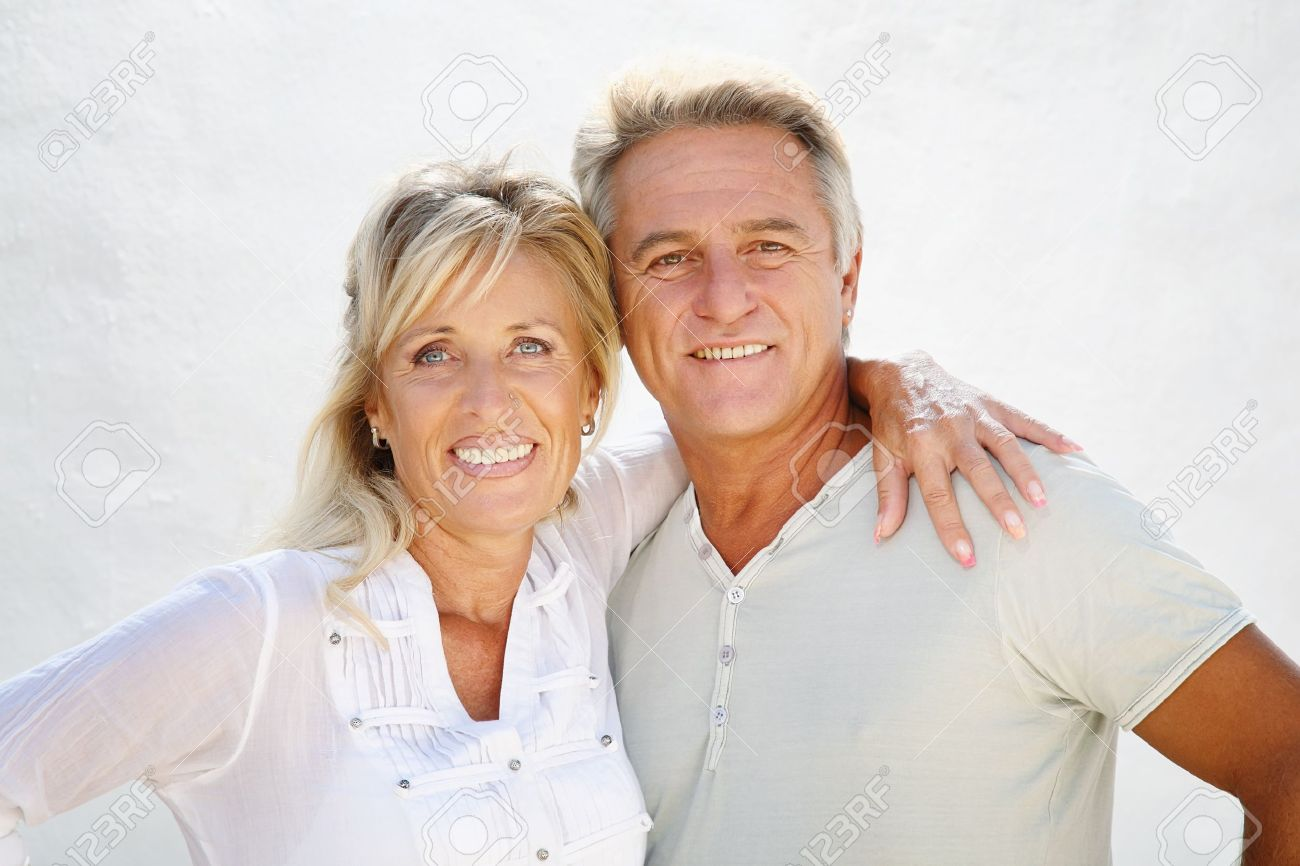 Couple Mature happy mature couple stock photo, picture and royalty free image