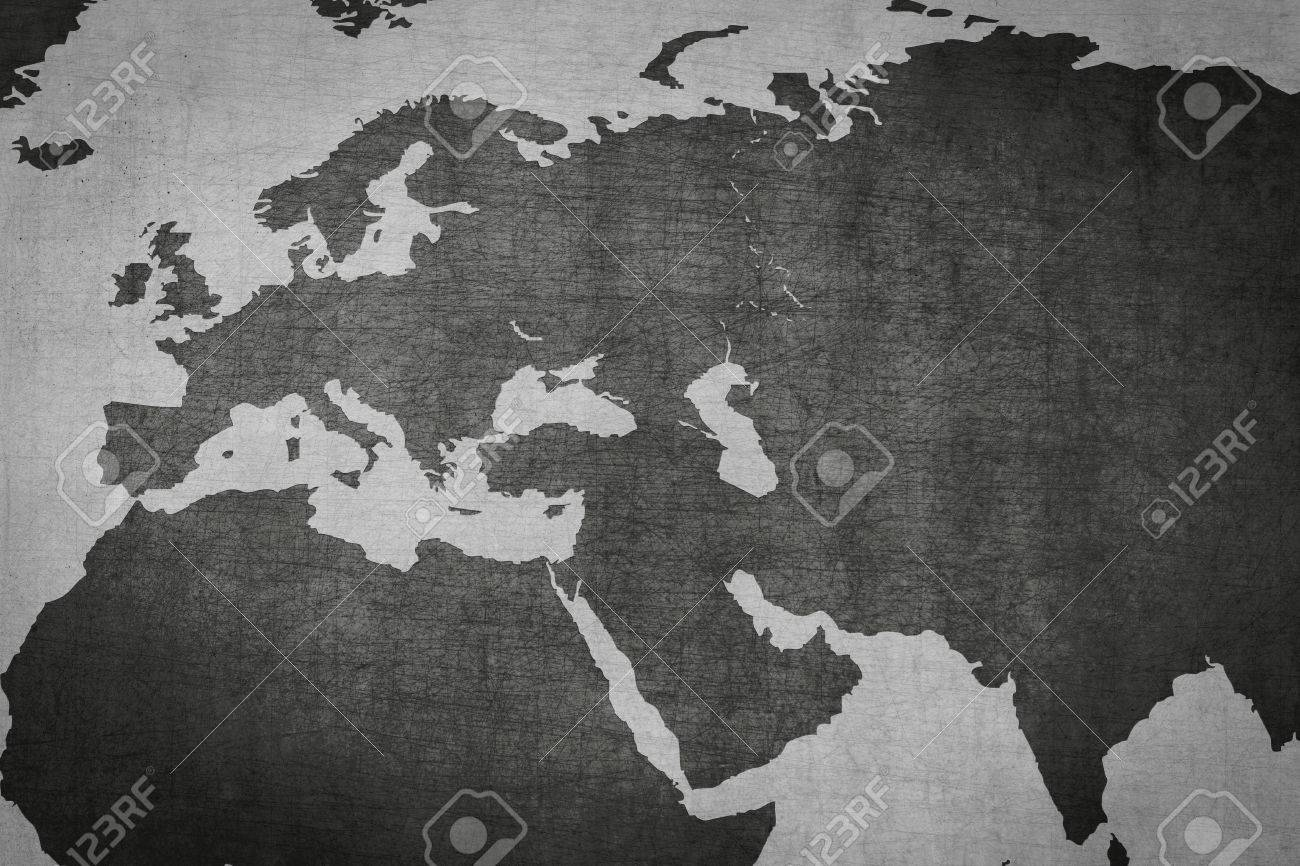 Eurasia europe asia map on vintage background world map stock eurasia europe asia map on vintage background world map stock photo 64573036 gumiabroncs Images