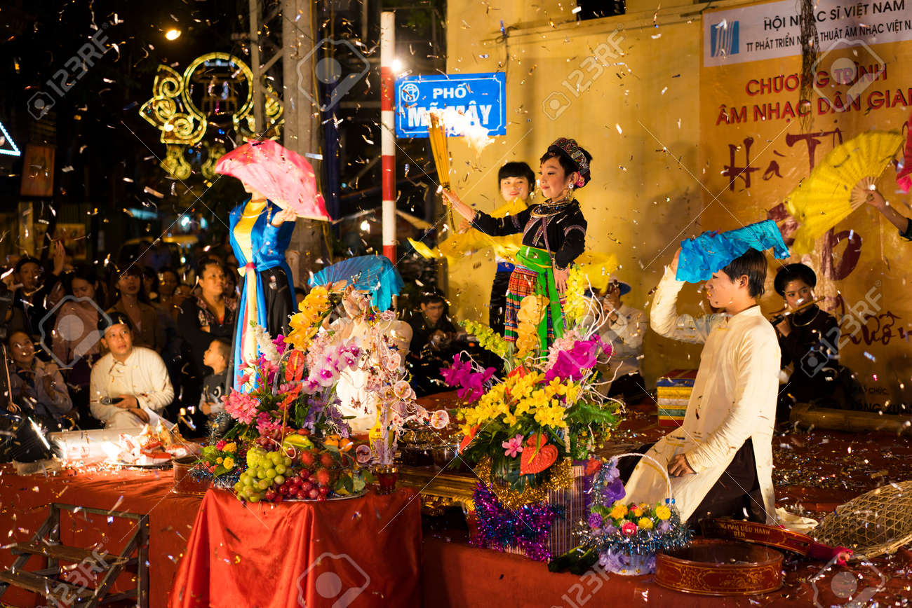 vietnamesische volksmusik