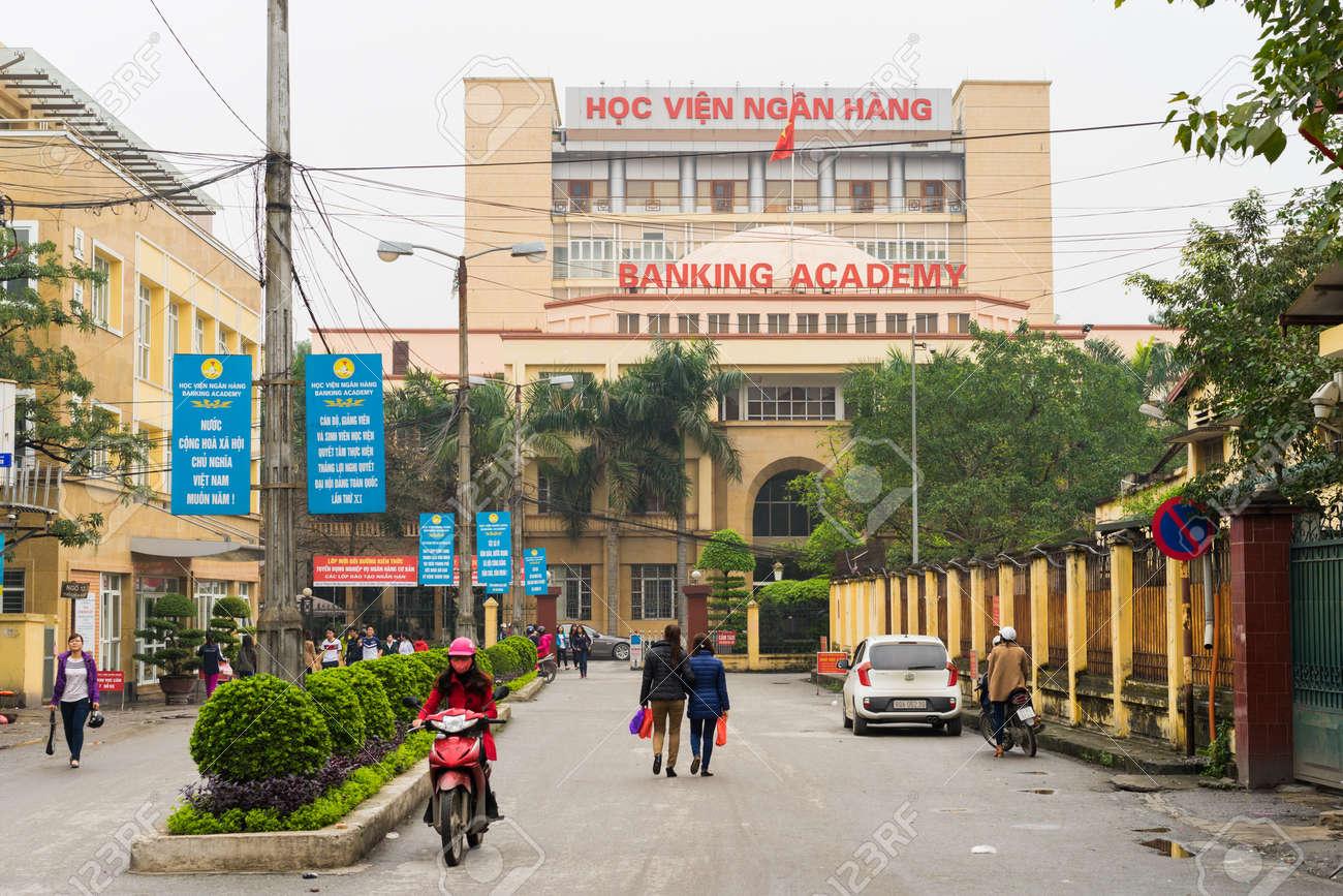 banking academy of vietnam