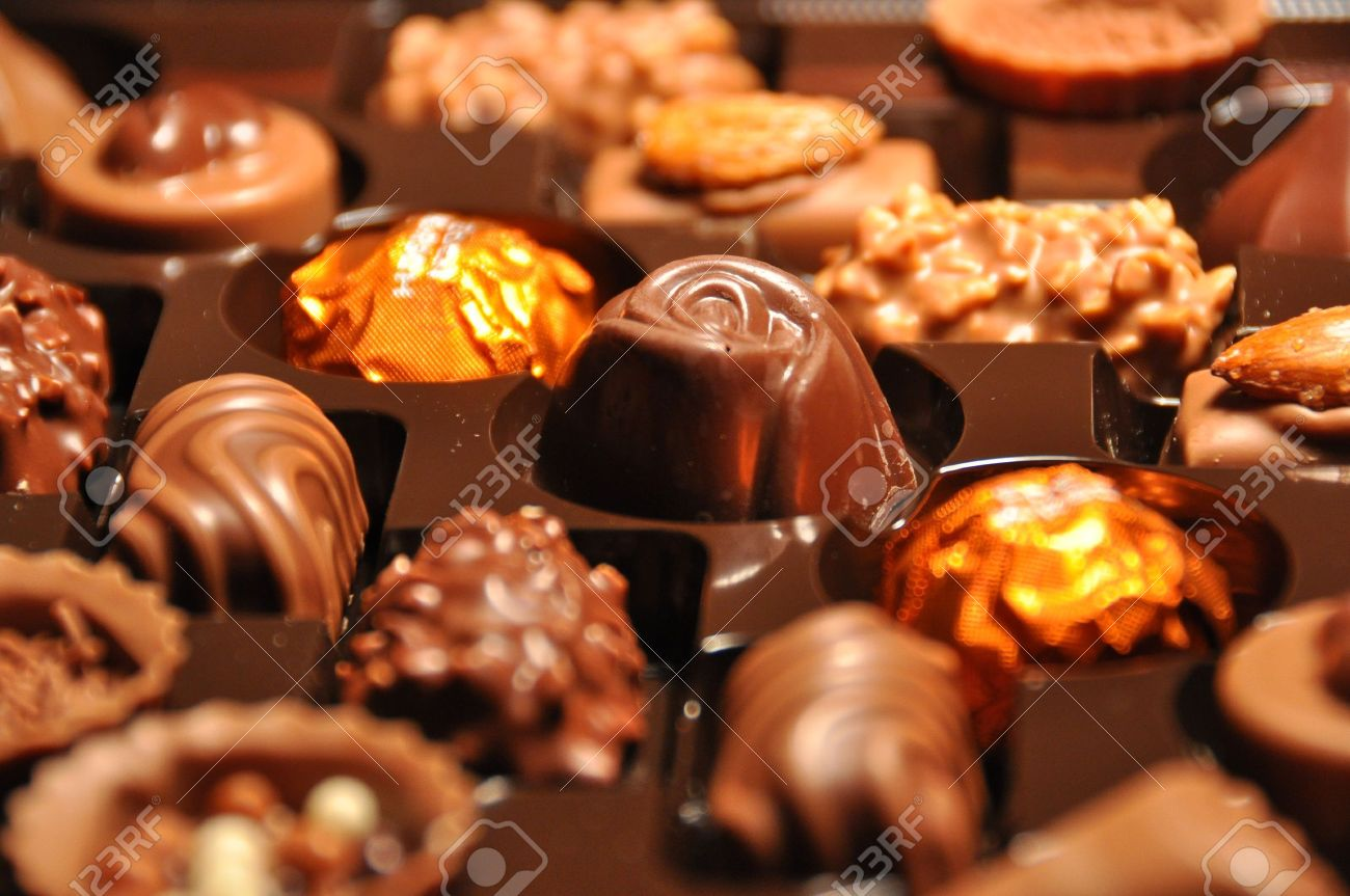 Swiss Chocolate Stock Photo, Picture And Royalty Free Image. Image ...