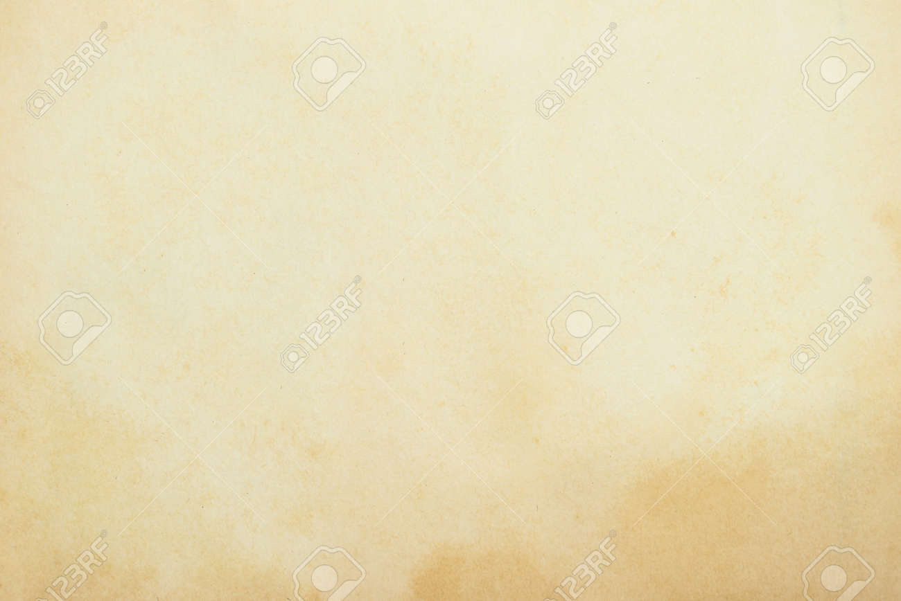 background and texture of old paper Stock Photo - 8290043
