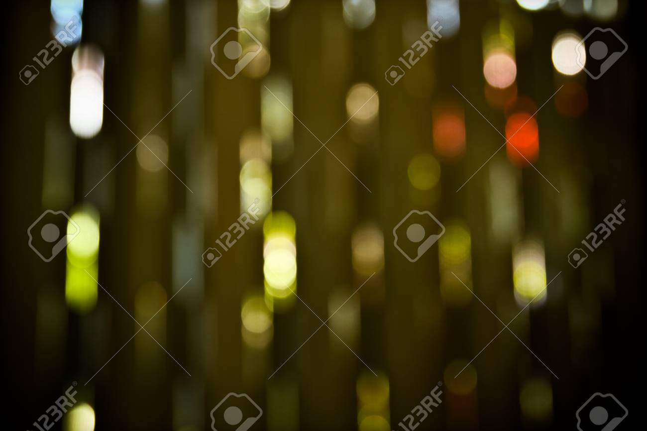abstract of bokeh background Stock Photo - 10326262