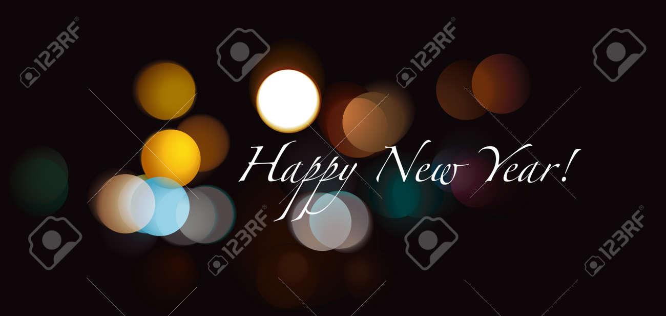 Happy New Year Calendar 2017 - 61064887