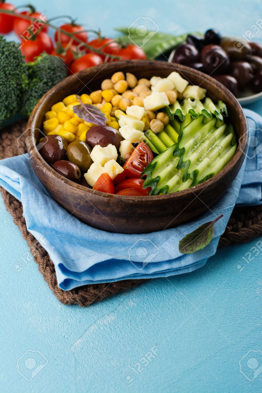 Comida de dieta para verano