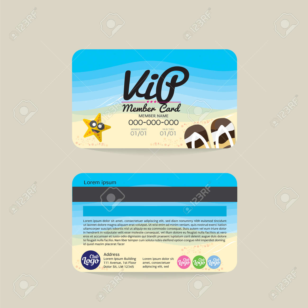 Membership Card Template Word sample cash receipt – Membership Card Template