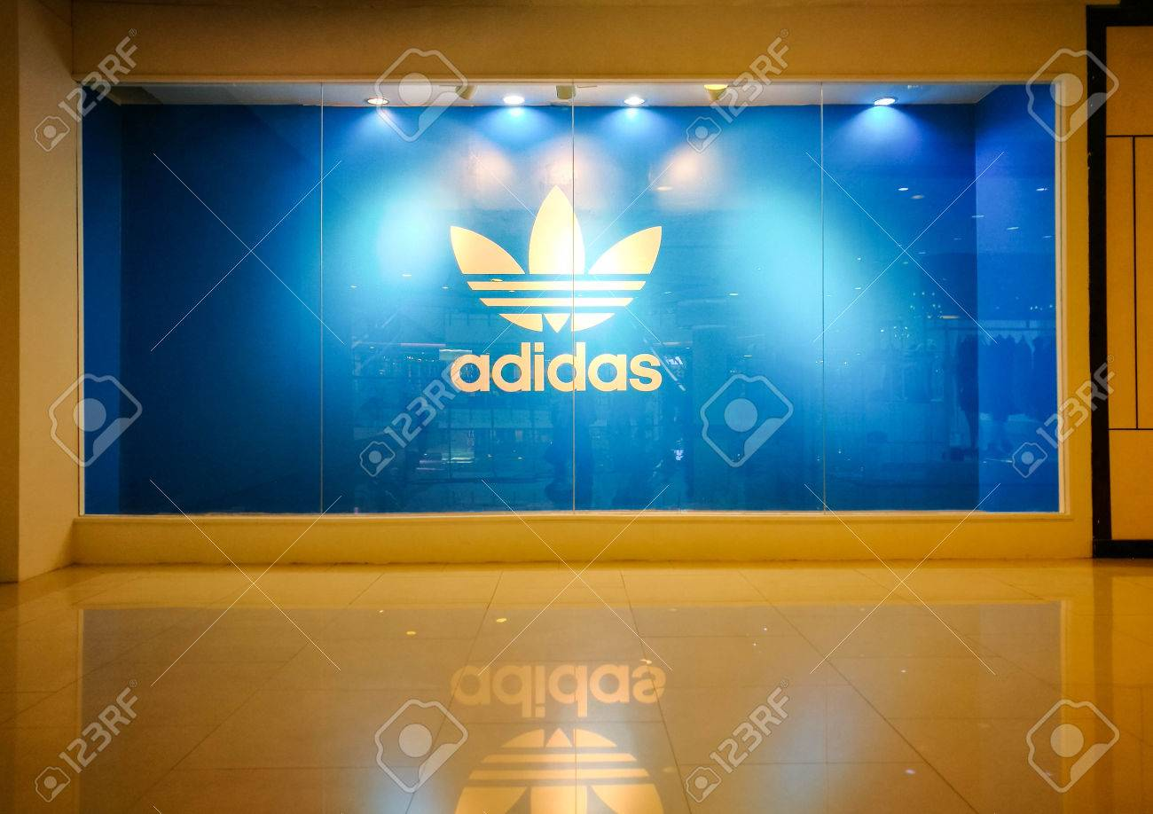 adidas originals store bangkok central world