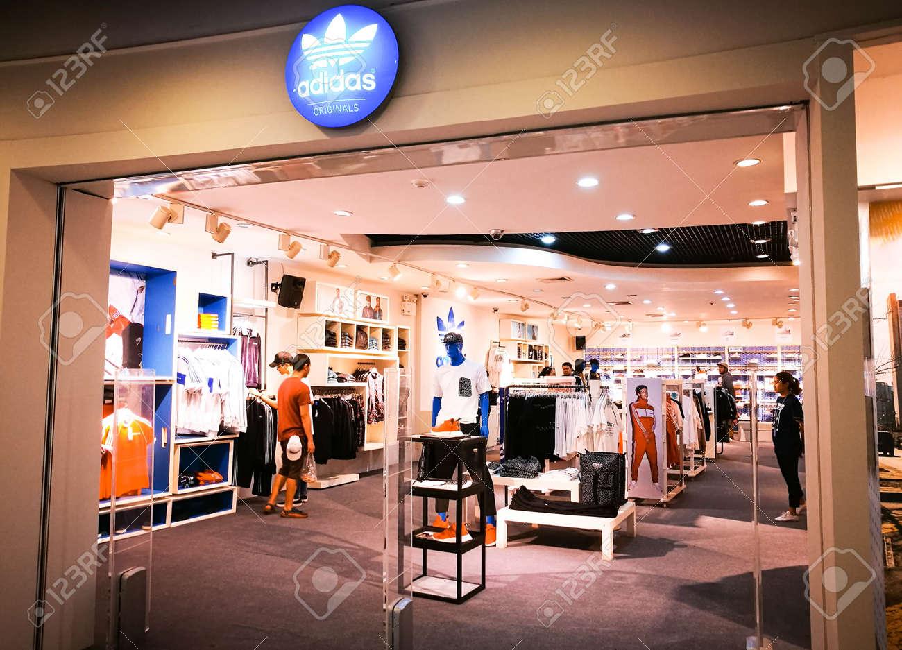 Adidas Originals Shop Photos | Photos of the Adidas Original