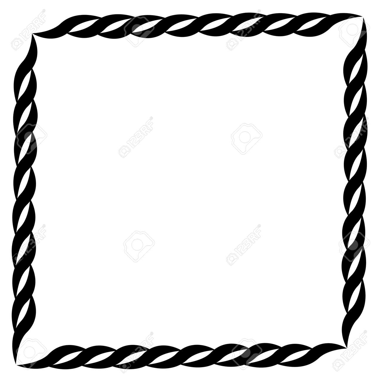 simple frame tattoo. Plain Simple Tattoo Frame With Simple Frame H