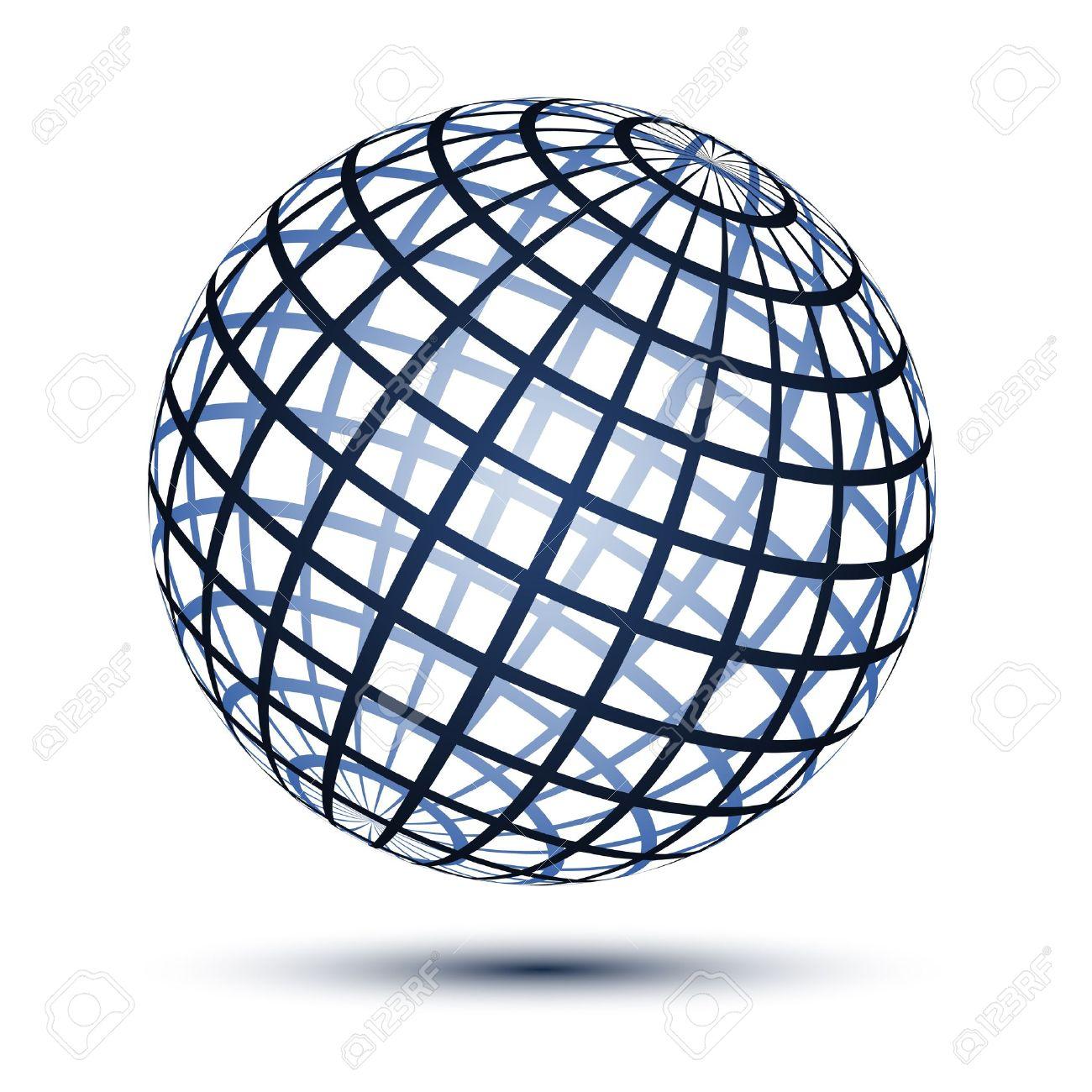 vector globe Stock Vector - 11520328