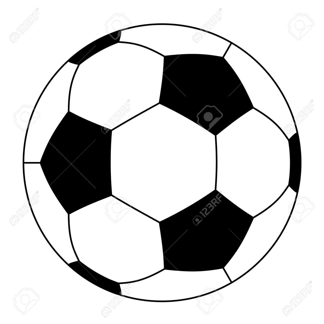vector soccer ball royalty free cliparts vectors and stock rh 123rf com football soccer vector vector soccer ball icon