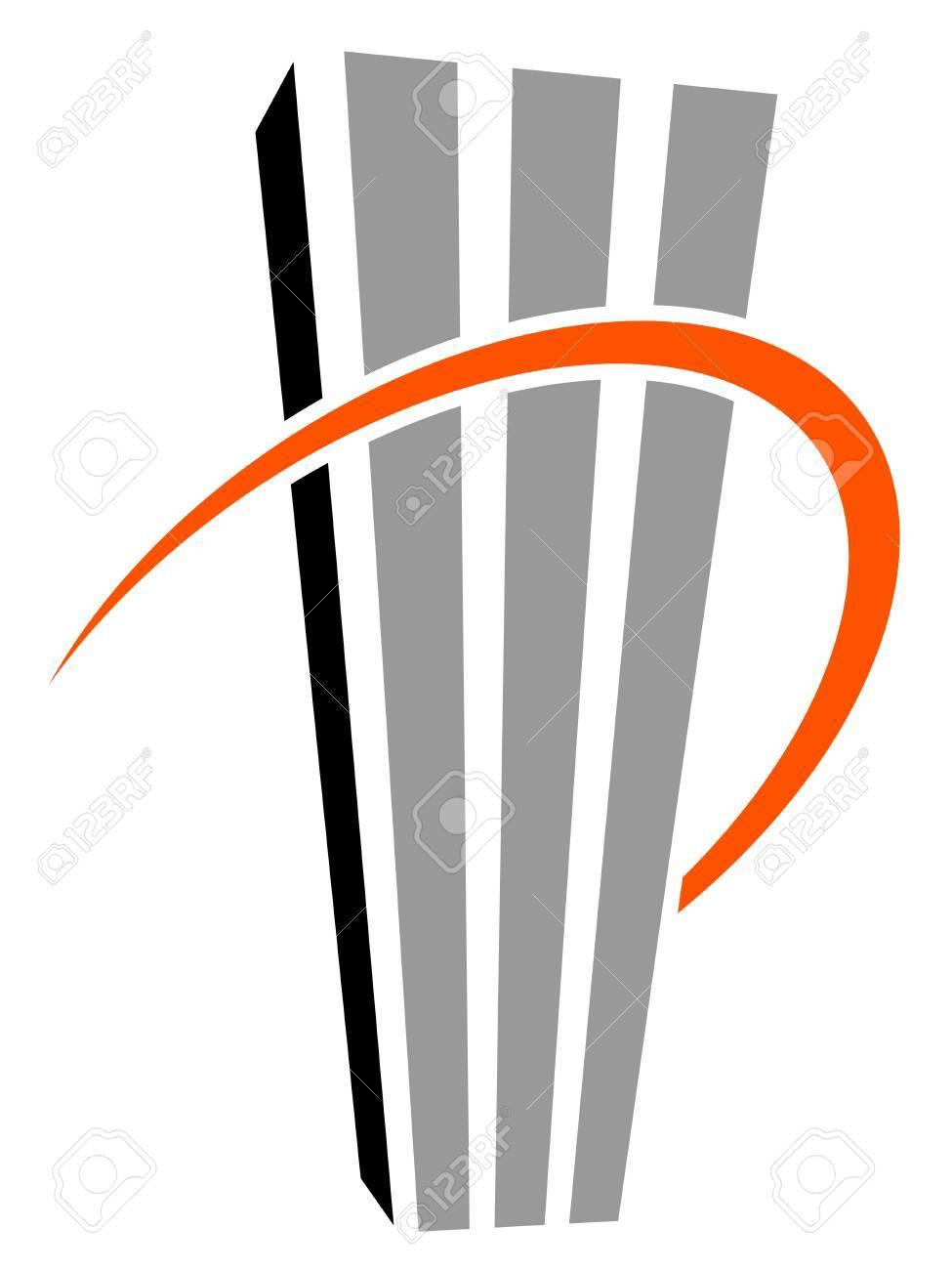 vector skyscraper symbol Stock Vector - 11519755