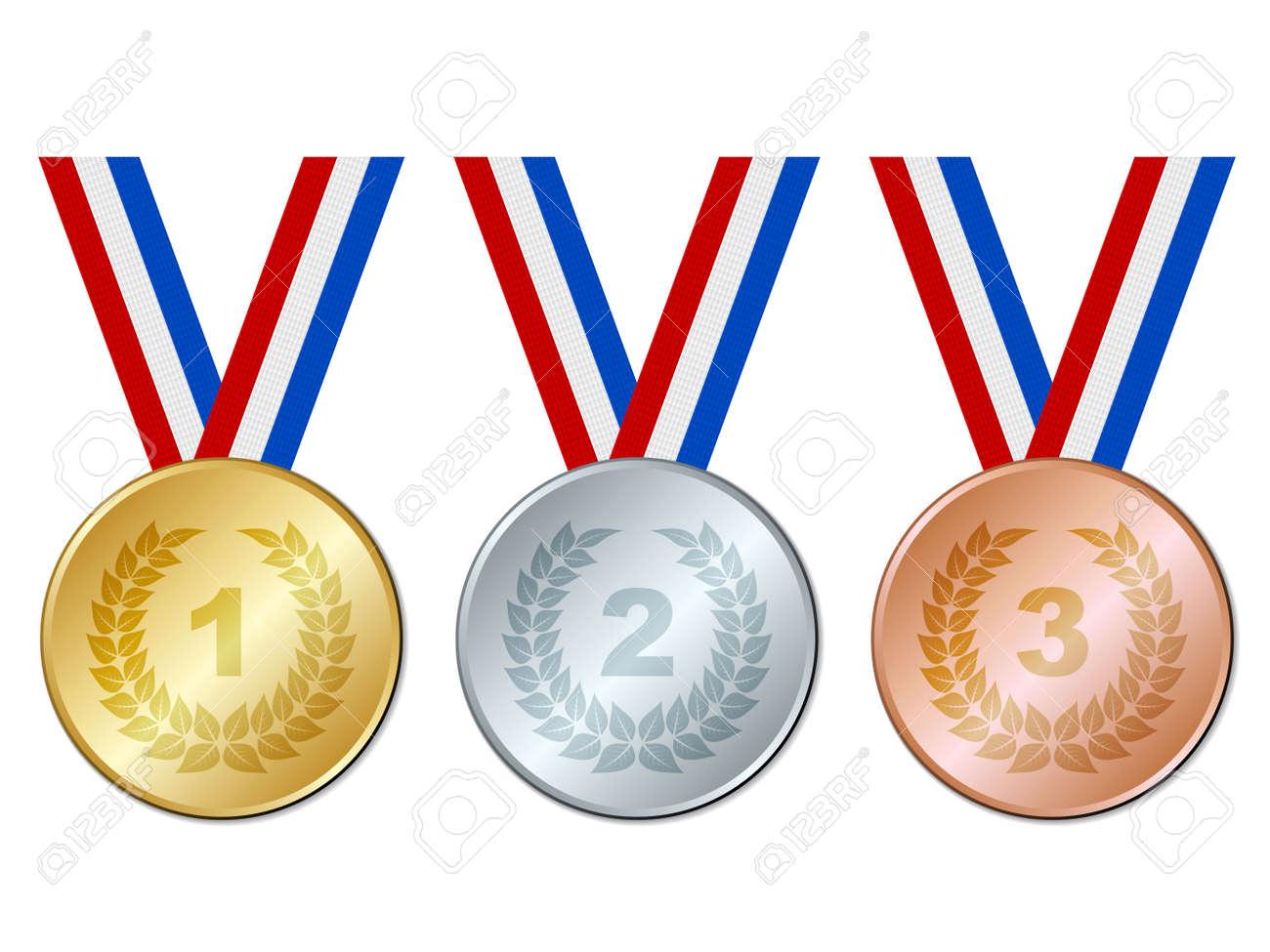vector medals Stock Vector - 11525607