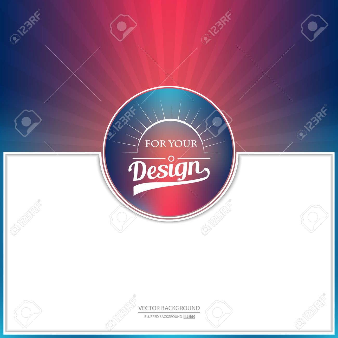 Vektor-Hintergrund Für Web, Kunst-Seite-Design, Plan-Karte, Seite ...