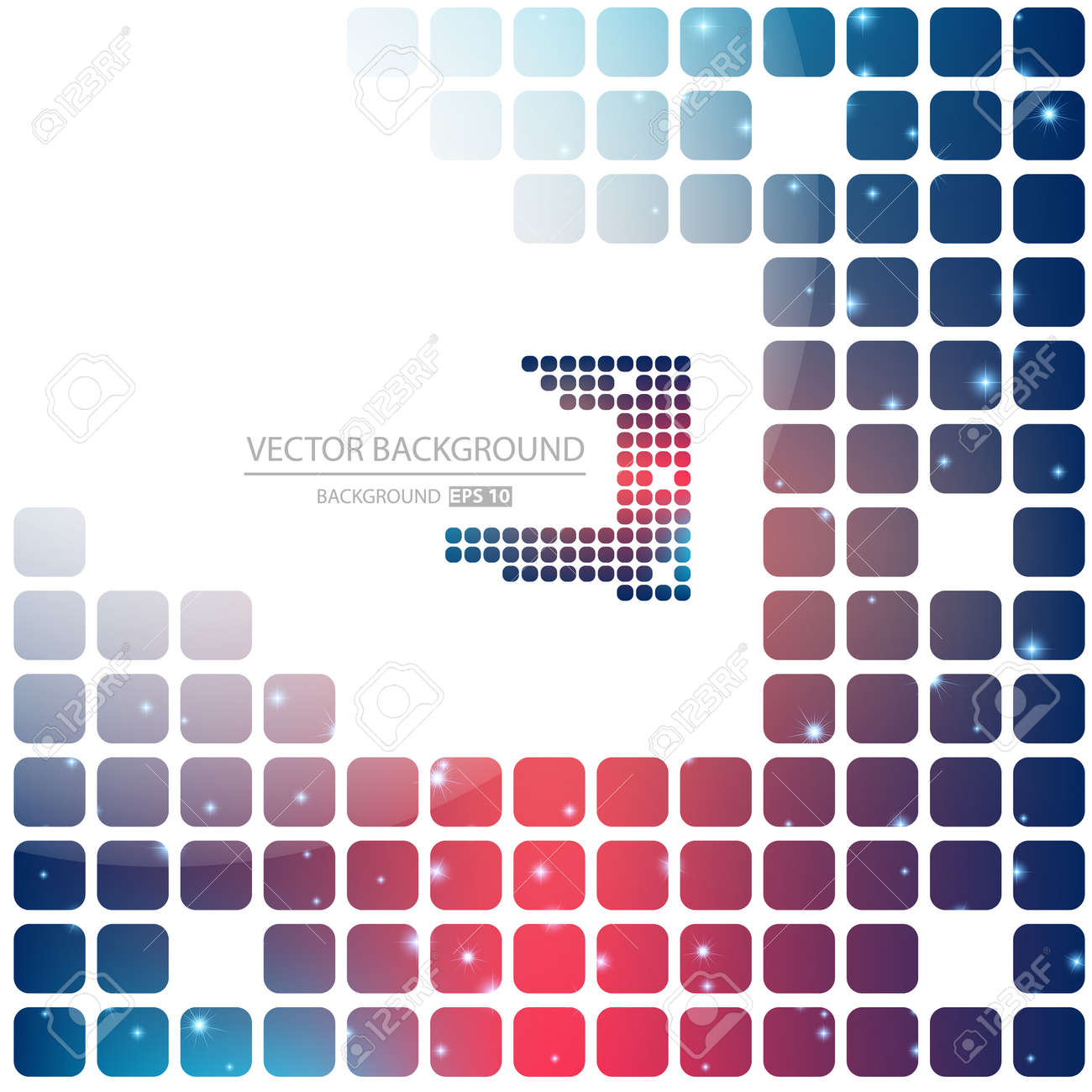 Vector Background For Web Art Page Design Plan Card Style Print