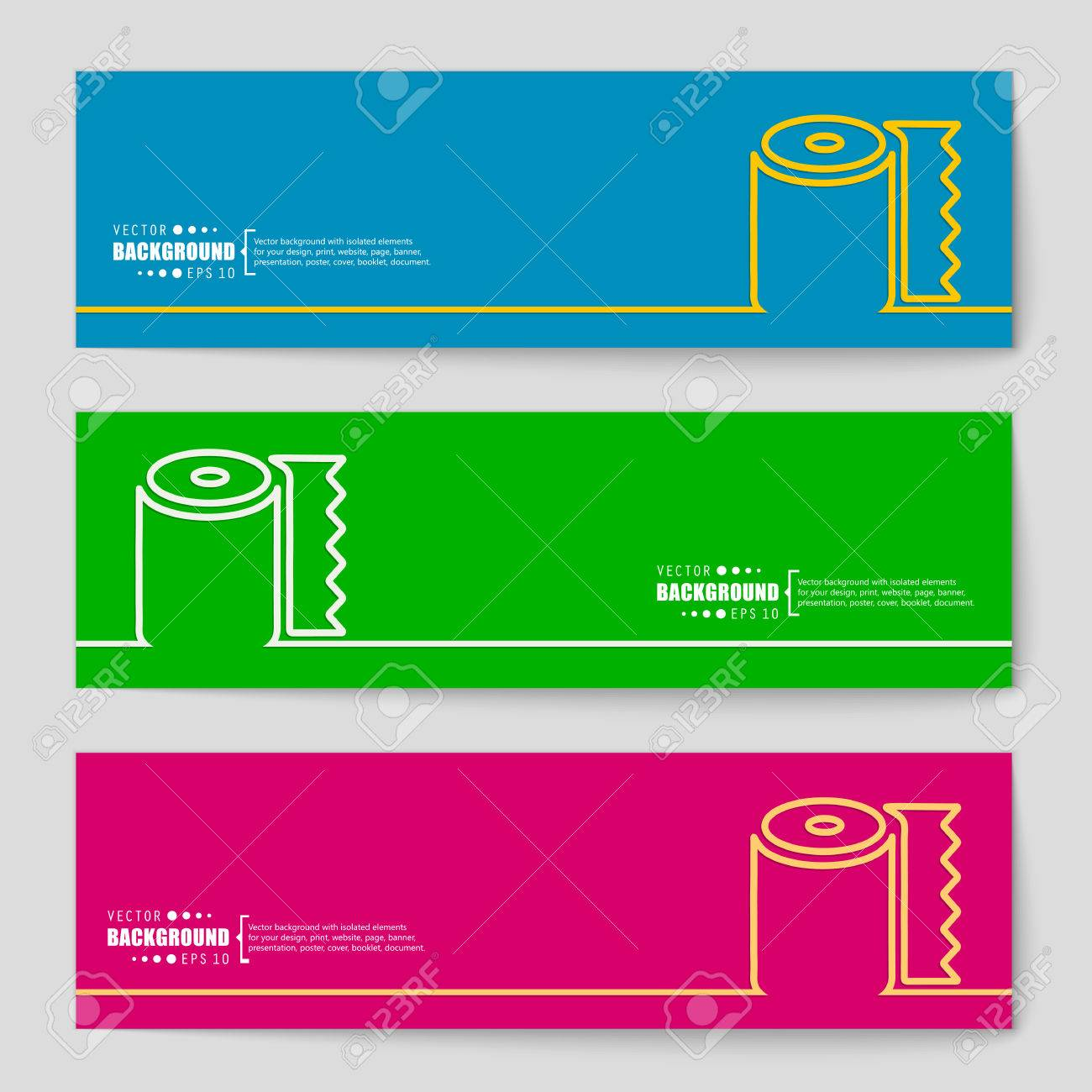 Zusammenfassung Kreative Konzept Vektor Hintergrund Für Web- Und ...