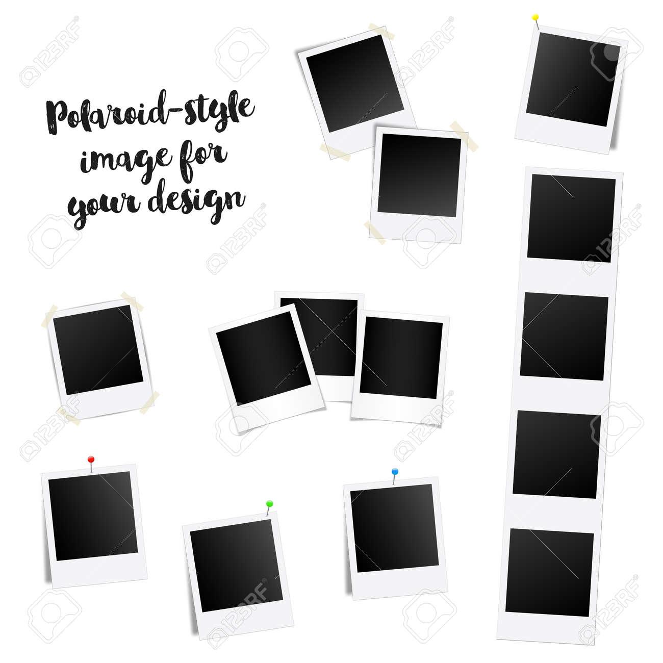 Fancy Polaroid Photo Frame App Component - Ideas de Marcos ...