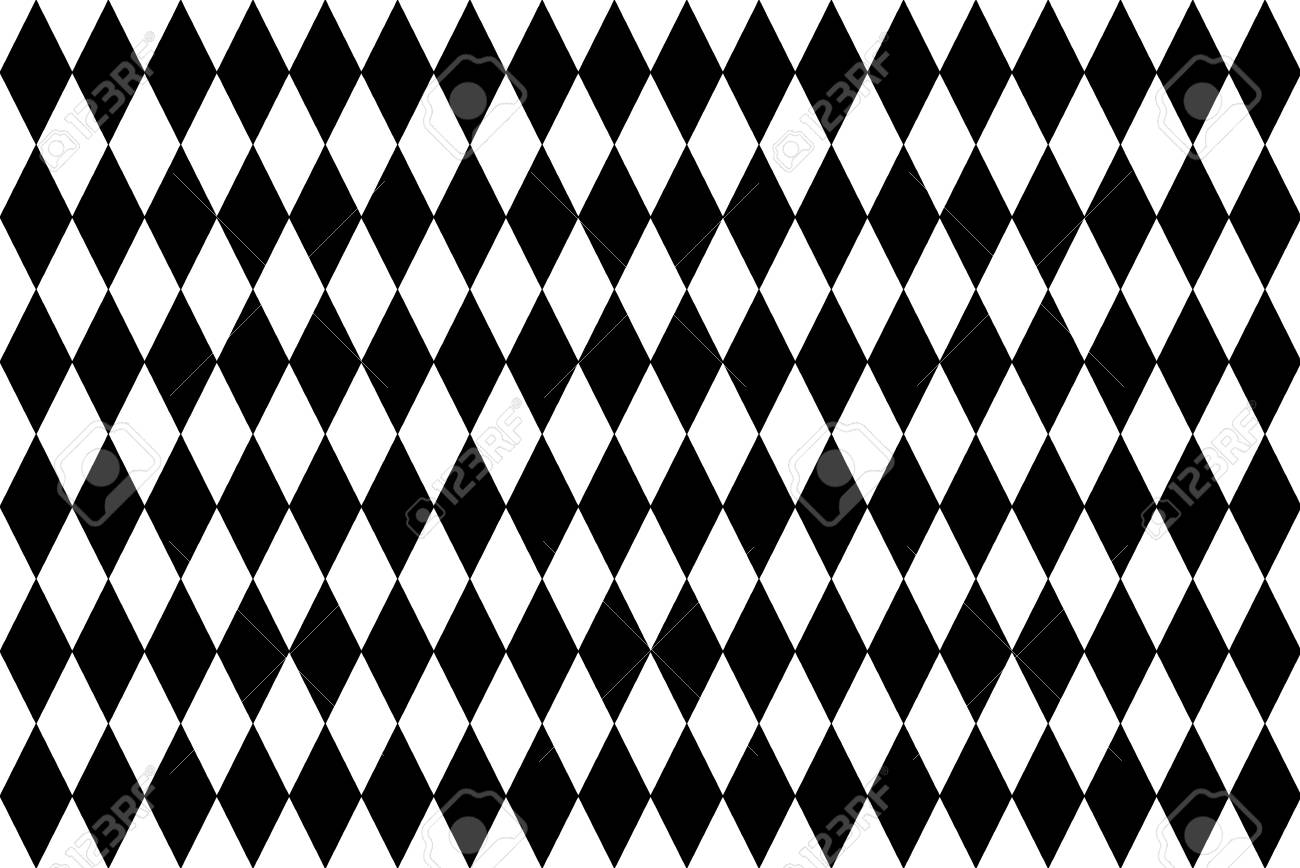 Black And White Diamond Pattern As Background Stock Photo Picture And Royalty Free Image Image 22725903