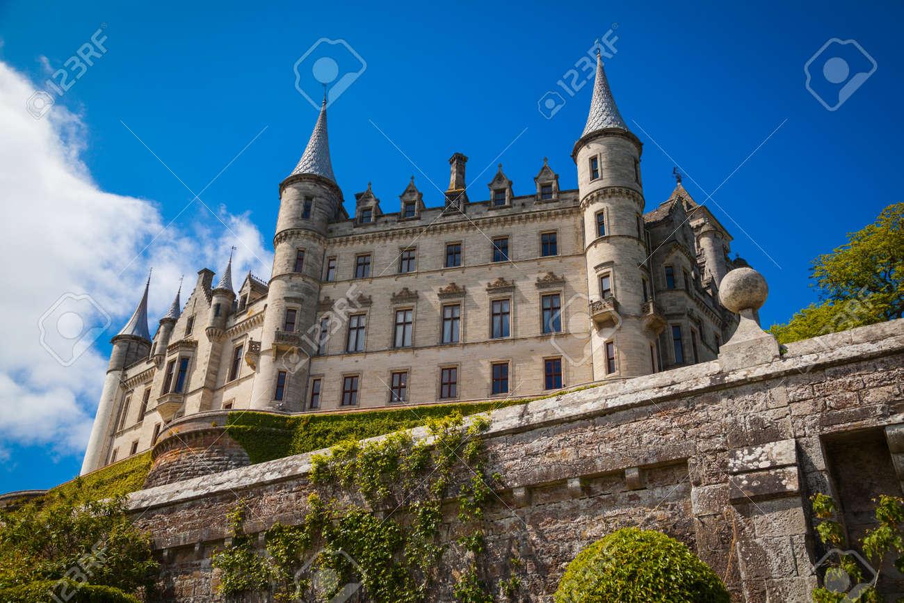 Dunrobin Schloss Und Gelände 3c5d8eff95750
